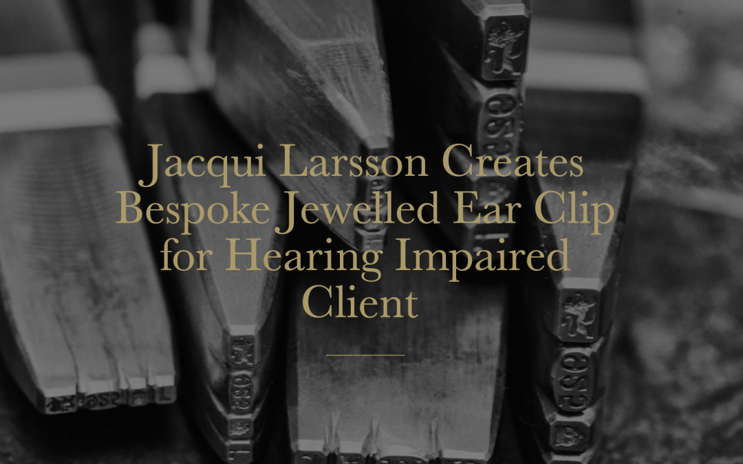 Recognition by the London Assay Office
