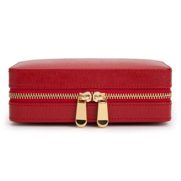 zipped jewellery case